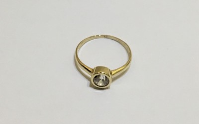 prsten zlato srebro Fine Gold Sinj